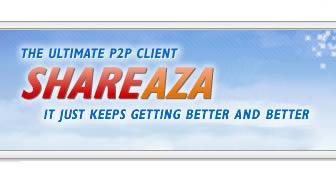 click for the real shareaza